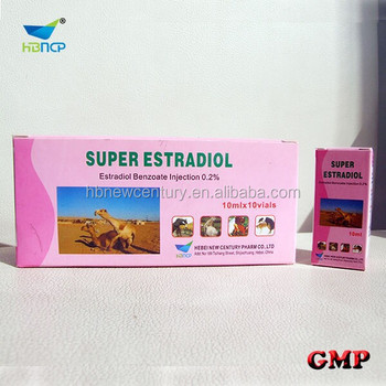 0.2% Estradiol Benzoate injection drugs treatment for mastitis