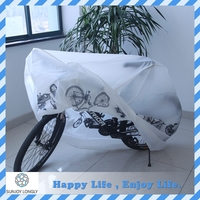 Waterproof PEVA Bike Cover