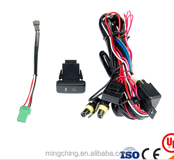 Experienced Customized Car Wiring Harness For Honda Fit Lamp