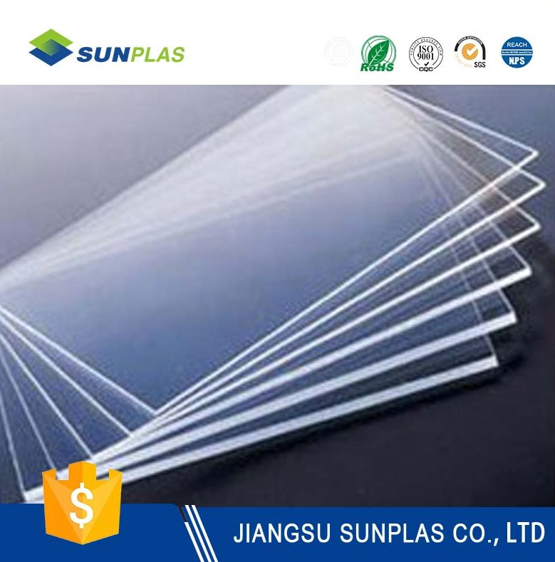 clear abs plastic sheet for 3d printer