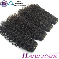 Trade assurance No Shedding High quality No tangle Brazilian 27 Piece Hair