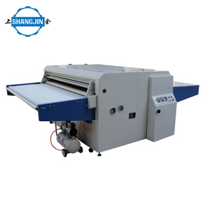 Power supply 3P/380V fabrics and garment fabric press fusing machine for leather heat