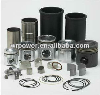Diesel Engine Parts, Cylinder Liner,Piston,Crankshaft,Piston Ring,Pin,Valve