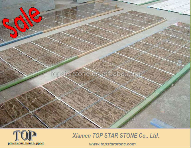 Cheap China Brown Marble Tile