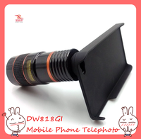 2015 Best selling Phone Case on 8X Optical Zoom Telephoto Camera Lens for iPhone 4 4s 5 5s