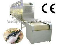 seafood drying equipment --industrial microwave dryer sterilizer