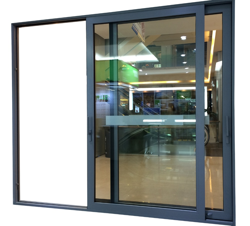 Australia popularAS2047 tempered glass office entry lift and sliding doors