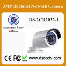 Hikvision Camera DS-2CD2032-I 3MP IR Bullet Network Camera IR Range up to 30m