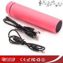 Wireless speaker power bank wireless speaker mobile power for iphone 7 power bank speaker on sale