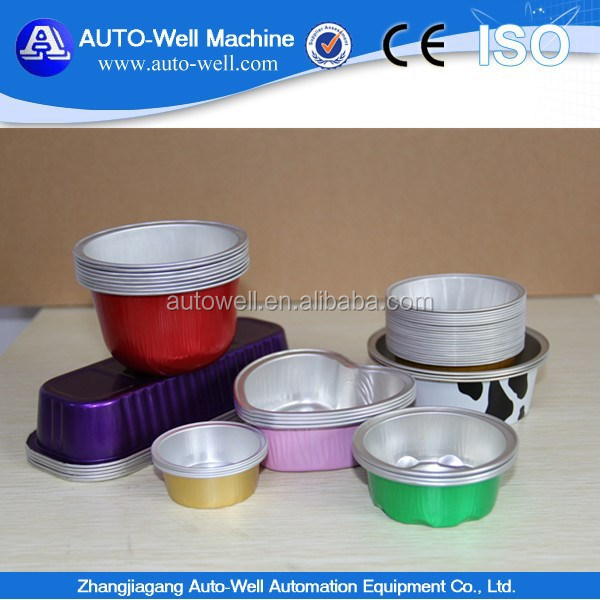 Disposable Take Away Aluminium Foil Food Containers with Lids Combo Pack