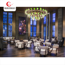 Custom wholesale modern eco friendly chinese guangzhou high end hotel commercial restaurant furniture