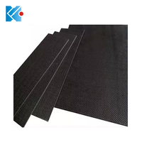 High strength 3k carbon fiber laminated sheet 2mm 10mm with best price carbon fiber plate