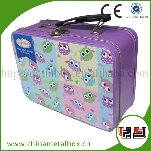 Empty Aluminum Cans Gift Lunch Tin Box Made In China Suppliers