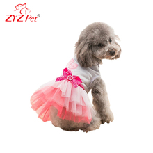 Bright in colour pet clothes dog dress