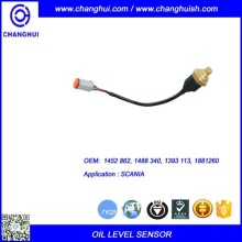 Excellent quality Oil Level sensor 1452 862/ 1488 340/ 1393 113/ 1881260 for SCANIA