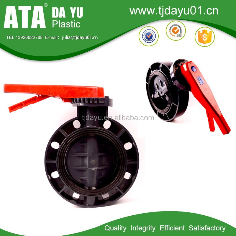 best price water plastic pvc butterfly valve buy direct from valve manufacturer
