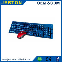 Standard wireless keyboard and mouse combo for desktop/laptop