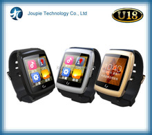 Joupie--Smart watch,blue tooth connect with mobile phone smart wrist watch Multilingual U18