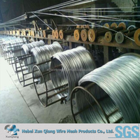 Heavy Zinc Coating Hot dipped Galvanized Wire (factory)