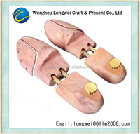 fresh aromatic cedar wooden shoe tree/cedar wood shoe tree/wooden shoetree
