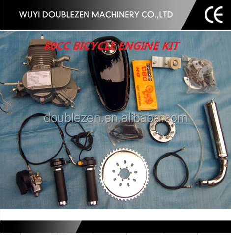 80CC engine kit for bicycle