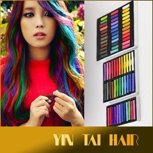 Do You Want The Ombre Color Hair? Yes, Here, 100% Non-Toxic Dye Hair Chalk, Offer You the Different Color to Choose