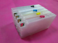 new coming ! for hp Designjet T120/T520, T120 printers refillable inkjet cartridge for hp711