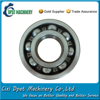 25mm wheel bearing high speed deep groove ball bearing 6005 made in China