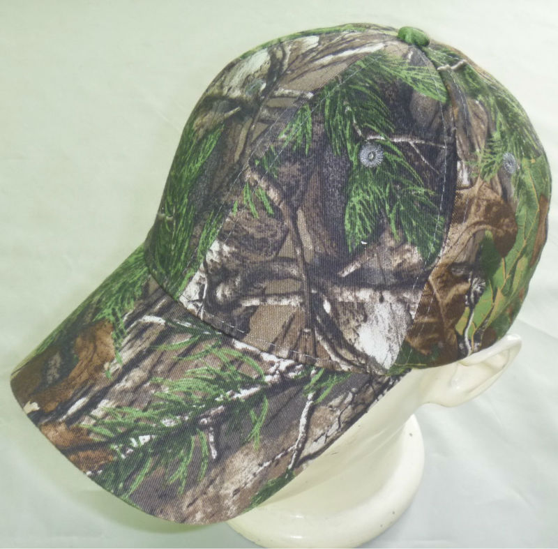 6 panel cap Forest baseball cap sports cap and headwear and fashion hat