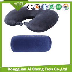 Various color high quality micro bean U shaped throw pillow