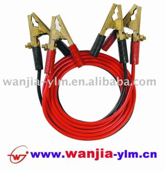 50MM2 heavy duty booster cable,sterthilfekabel,brass clamp,for truck,