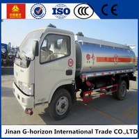Promotion China 8000 liters fuel tank truck manufacturers