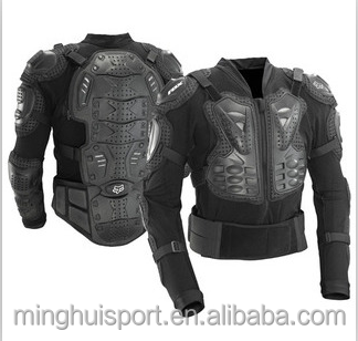 Kawasaki motorcycle body armor motocross leather jacket adults racing suit for sale