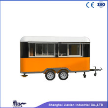 JX-FS400R Professional Customized Outdoor Food Mobile towable Trailer sale