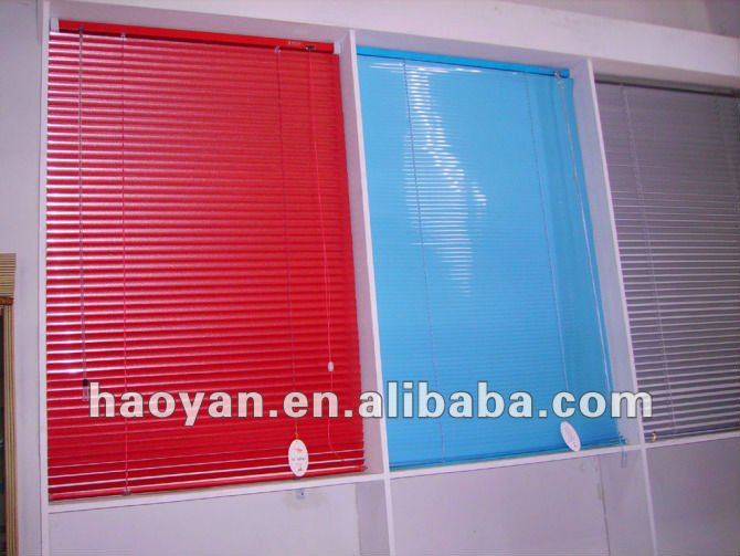 washroom use aluminum slats venetian blinds