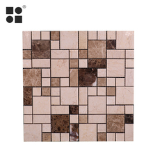 hot sell /sale carrara marble & stone golden select mosaic wall tile