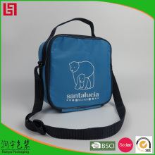 high quality & best price lunch cooler bag with drink holder