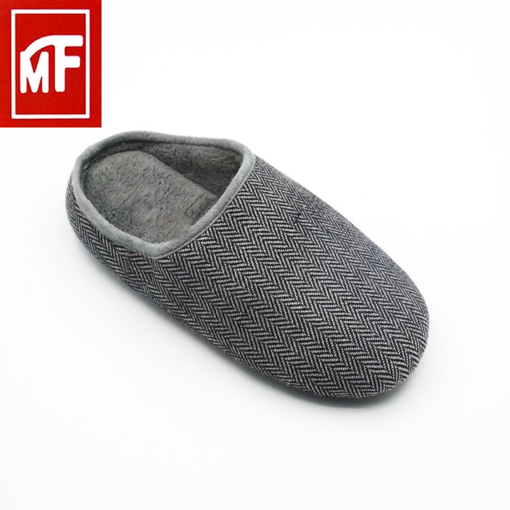 Wholesale chinese men soft sole indoor slippers