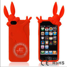2013 newest design animal silicone phone 5 case