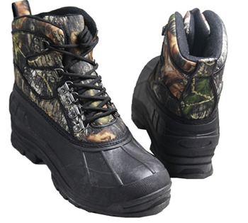 New Oxford Camo Hunting Boots