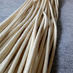 wholesale wool felt cord / string / rope / strips for oil absorption