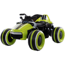 Licensed Big Size Four Wheel Cheap Price Off Road Dual Drive Kids Electric Motorcycle