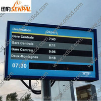 55 inch outdoor waterproof outdoor lcd tv lcd digital signage