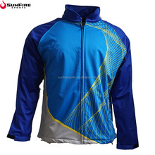 Custom Sports Sublimated Softshell Windbreaker Waterproof Fleece Hoodies Jacket Fashion Soft Shell Wind Breaker Outdoor Men