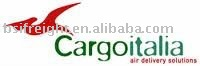 Air freight service from Hong Kong,China to Verona,Italy by 2G