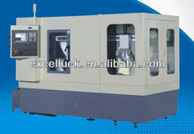 Horizontal high speed gear hobbing machine