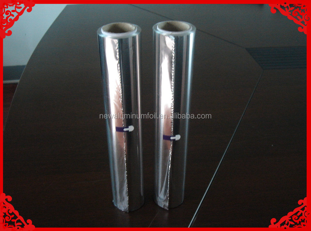 barbecue use Aluminum Foil Roll edge banding /food packaging