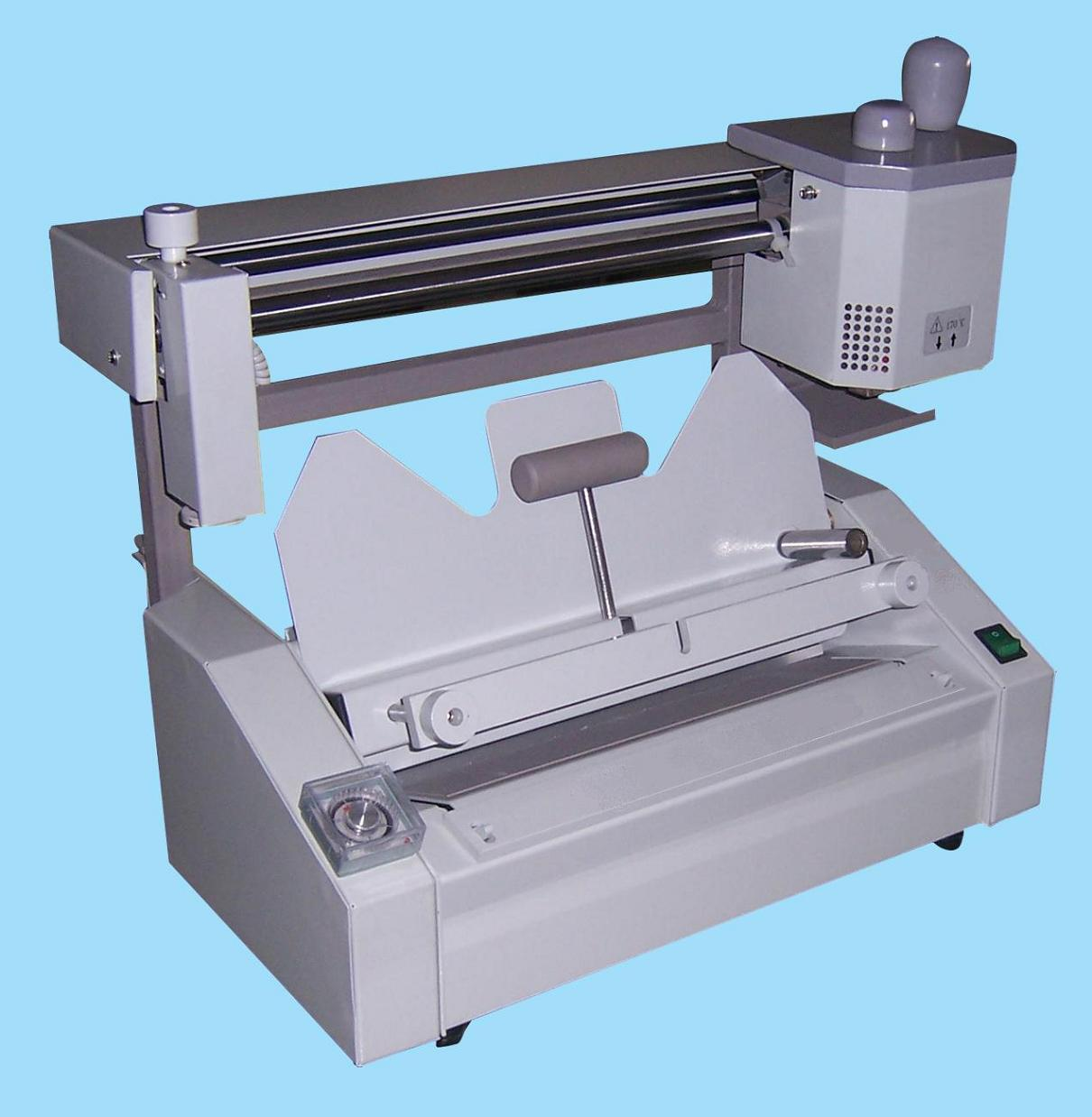 TG-30T A4 Small Table top glue binder /book binding machine
