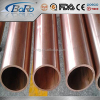 Manufacture 99.99% air conditioner copper pipe size