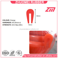 10mm stringer bar long-leg round top Poly capping